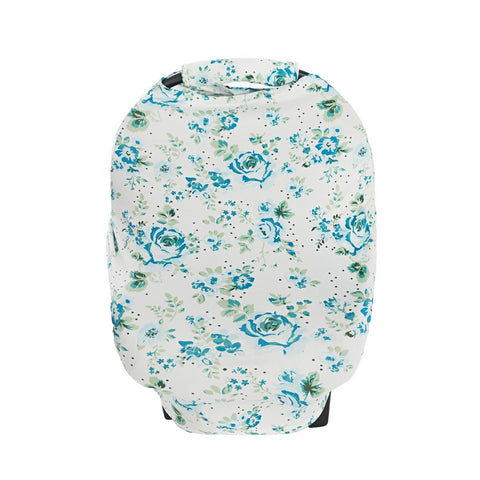 Lilly Collection 3 In 1 Breastfeeding/Car Seat Cover