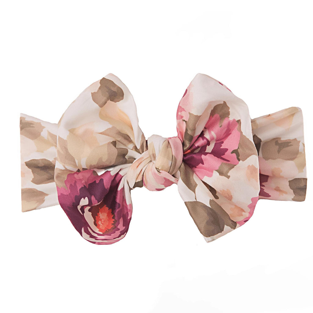 Madison Collection Top Knot Headband