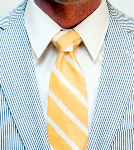 ENGLISH WASHED SILK TIE
