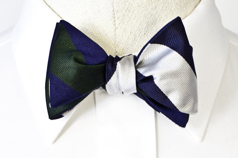 Original Sample SP NYFW Debut Collection Reversible Bow Tie