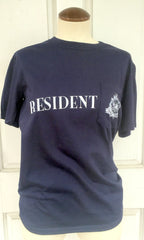 Short Sleeve Pocket Tee Shirt - RESIDENT