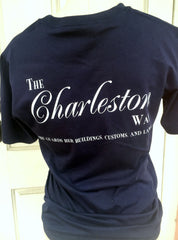 Short Sleeve Pocket Tee Shirt - CHARLESTON