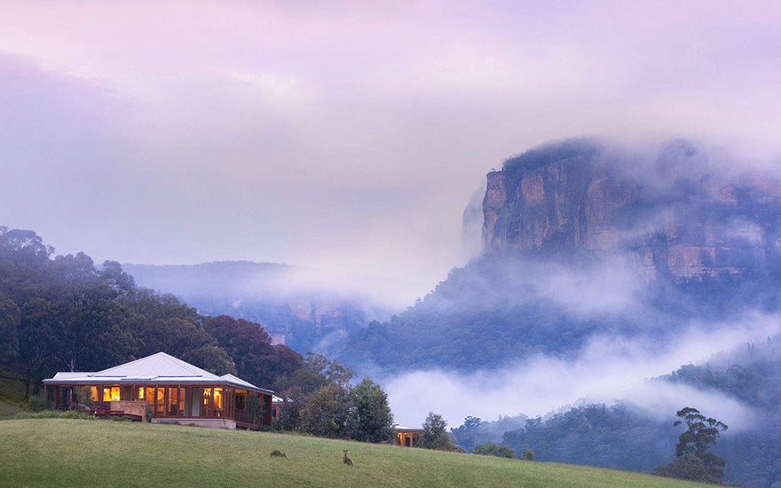 Wolgan Valley Resort Australia