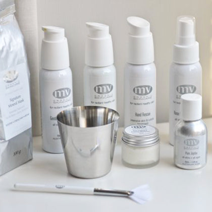 MV Skincare Products