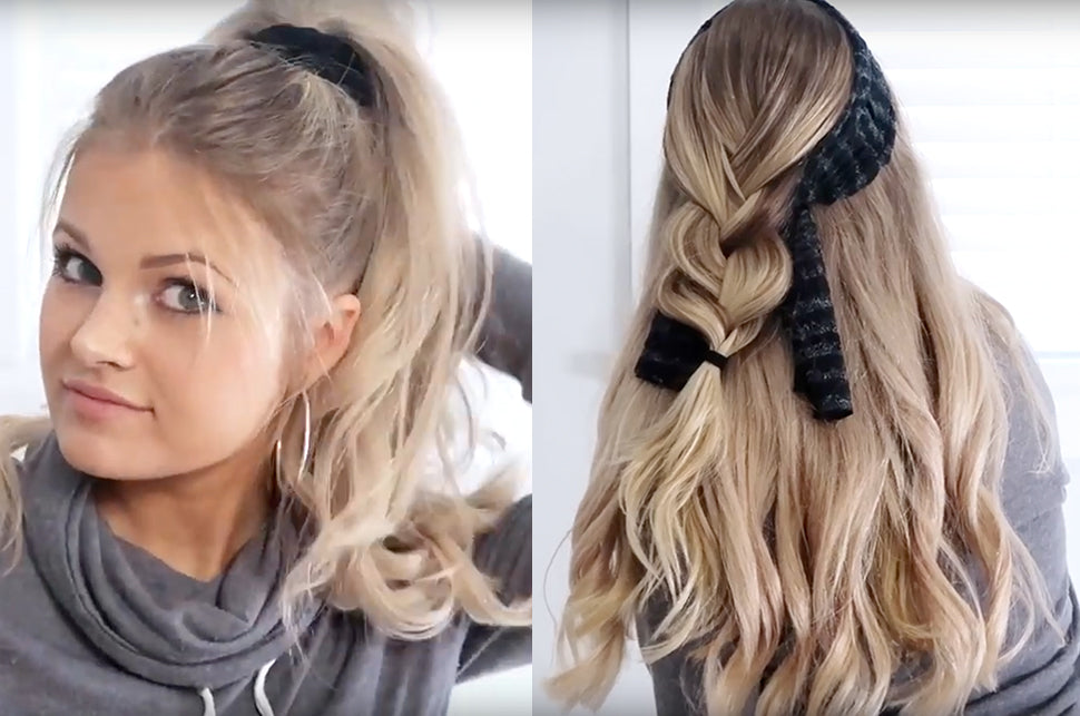 Everyday Hair Hacks Using Halo Extensions
