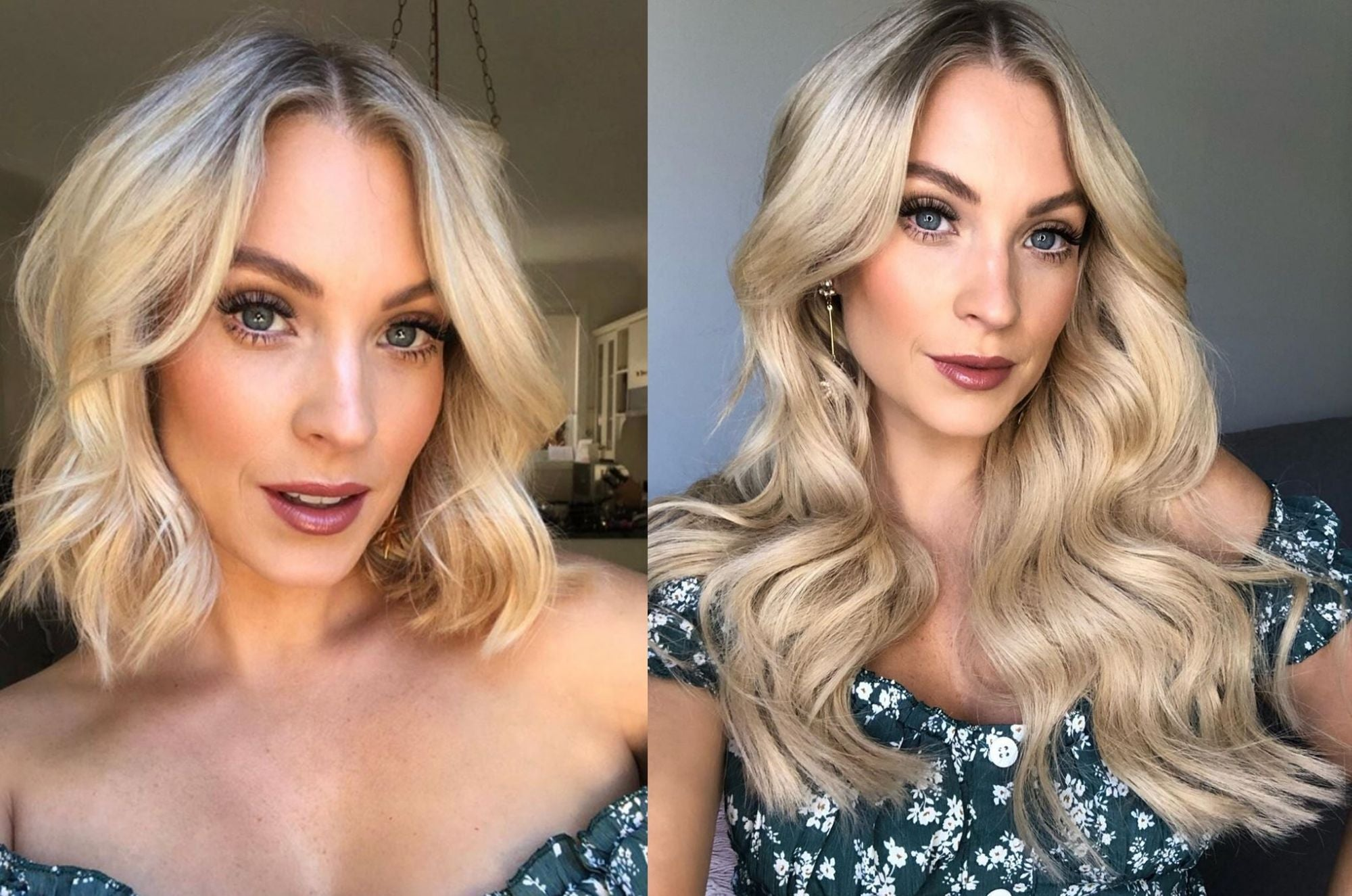 Can you use Halo extensions on short hair?