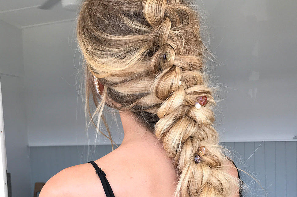3 Braided Hairstyles To Try Using The Halo