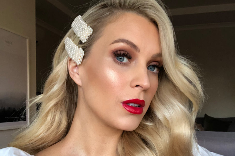 Glam Date Night Look In Under 10 Minutes