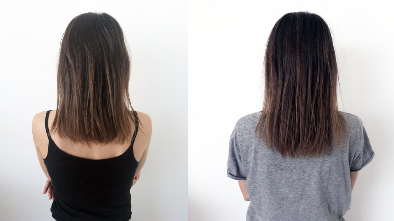 The Inversion Method For Hair Growth: How This Secret Helped Me Grow My Hair By 2 Inches