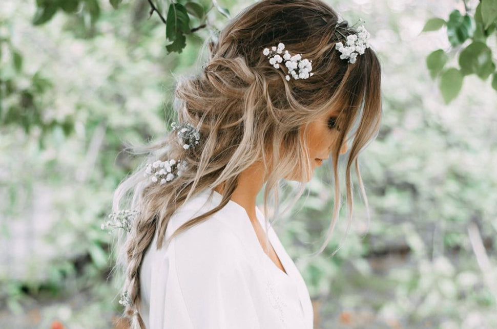 The Secret To Perfect Wedding Hair