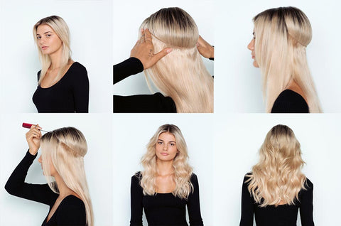 What Halo Hair Extensions Are And How They Are Different