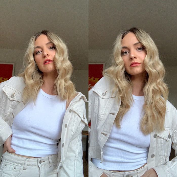 Hair extensions for short hair blonde halo hair extensions