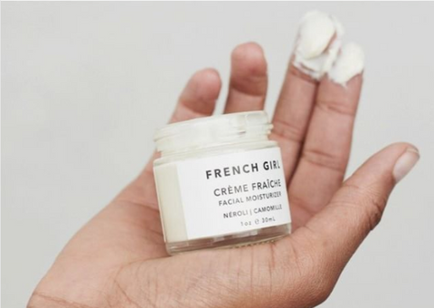 French Girl Creme Fraiche