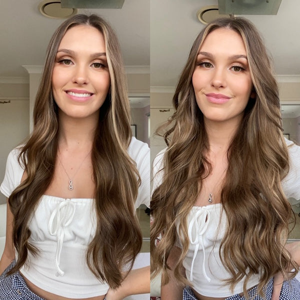 how to get thicker hair brown halo hair extensions