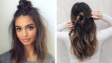 Best Hairstyles for winter season
