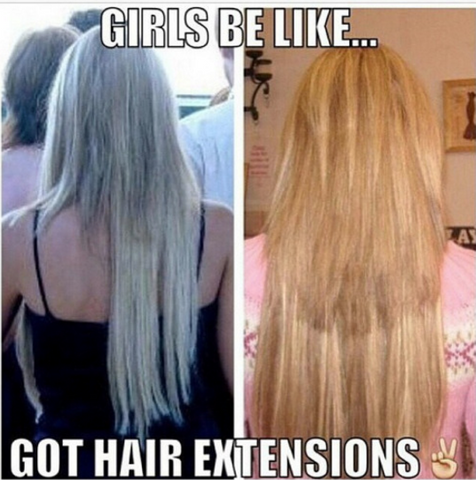 8 reasons to invest in halo hair extensions sitting pretty halo bad hair extensions pmusecretfo Images