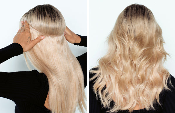 hair extensions for thin hair