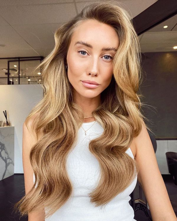 blonde hair colours sandy blonde halo hair extensions