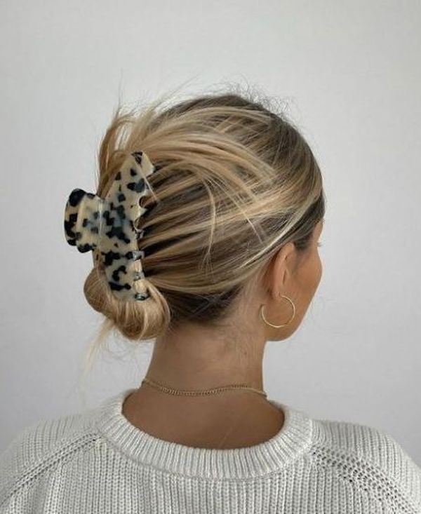 Summer Hair Accessories claw clip halo hair extensions