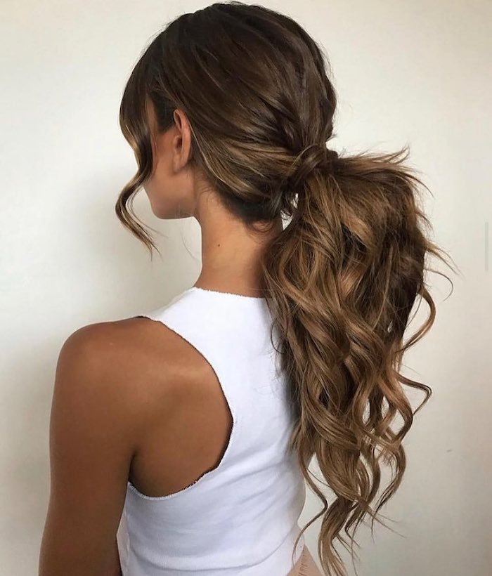 common haircare mistakes ponytails