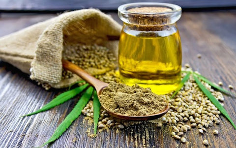hemp oil for growing hair fast