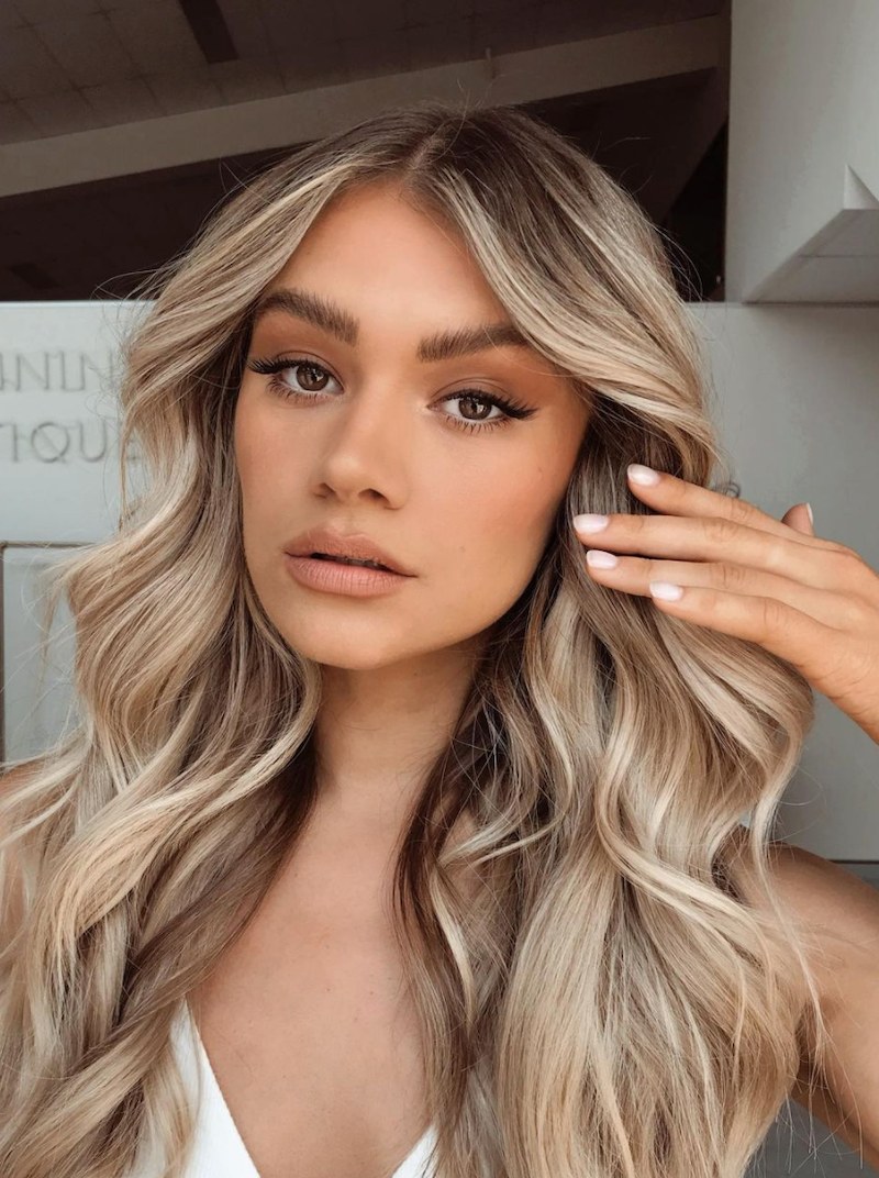 the best morning skincare routine halo hair extensions