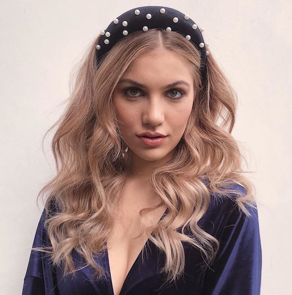 new hair trends halo hair extensions