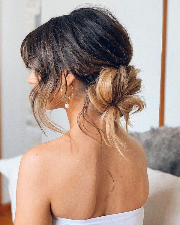 updos for halo hair extensions