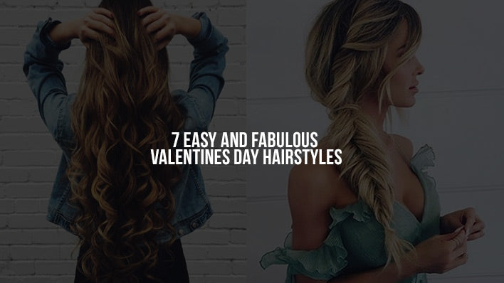 Fabulous Valentines Day Hairstyles