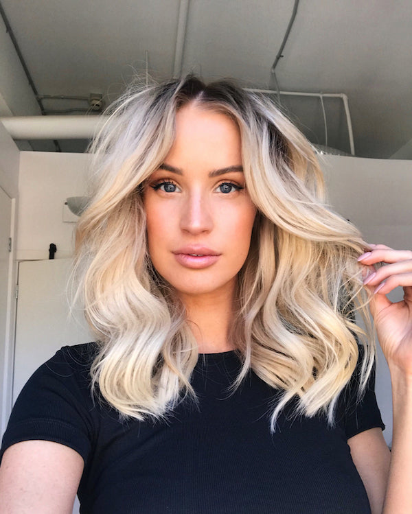 what hair cut should I get blonde halo hair extensions