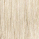cream blonde halo hair extension