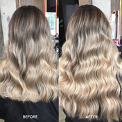 Beige Blonde + Dark Blonde #613/10