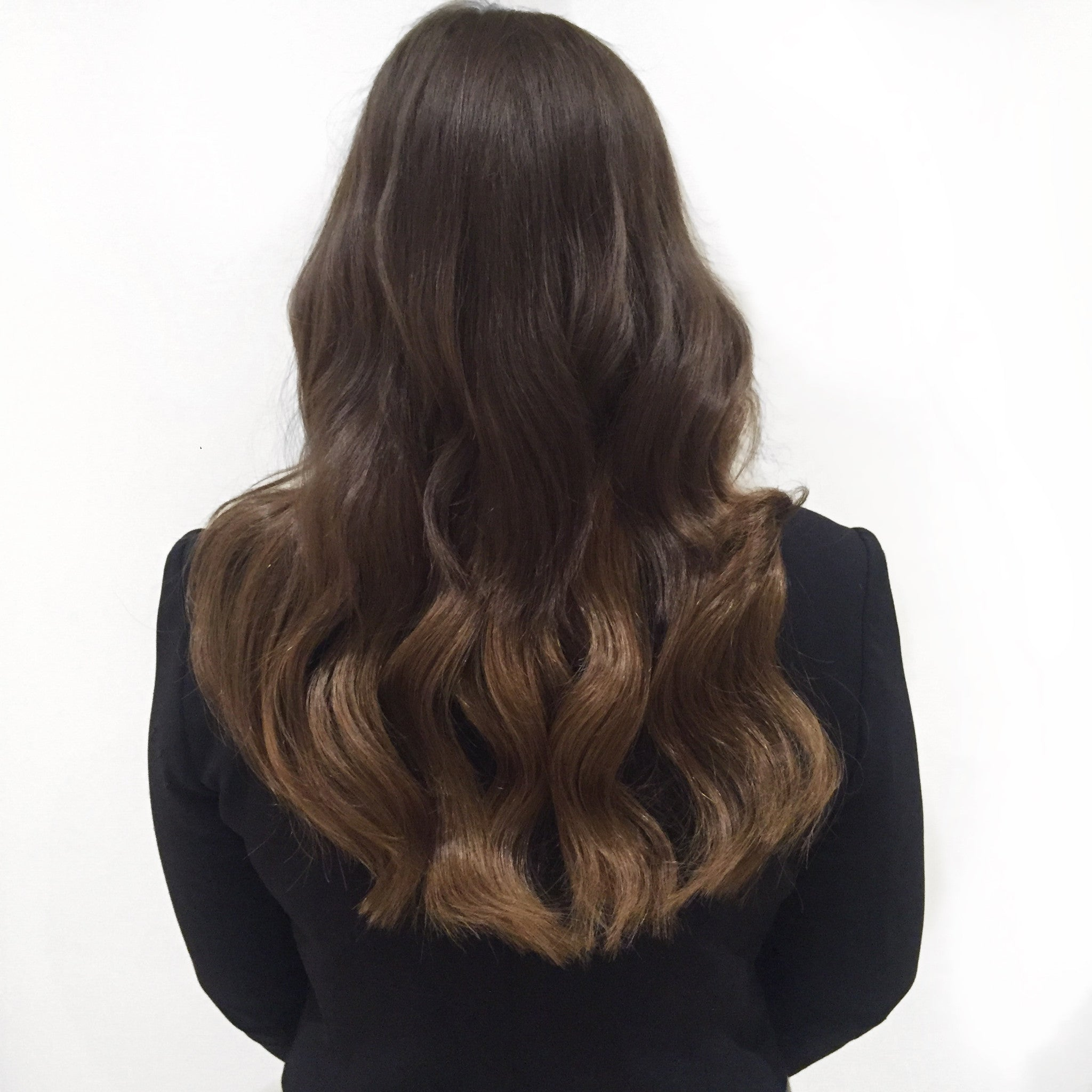 Light brown 6 half head halo extensions sitting pretty halo halo hair back shot pmusecretfo Choice Image