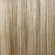 Beige Blonde and Dark Blonde Halo Hair Extension