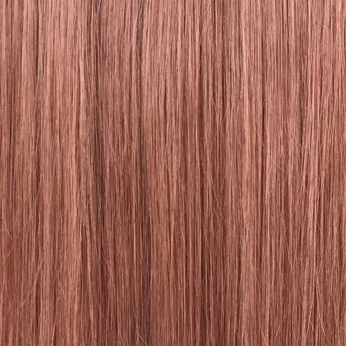 Soft Auburn Halo Hair Extension