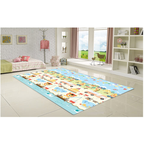 Non Toxic Eco Friendly Play mat