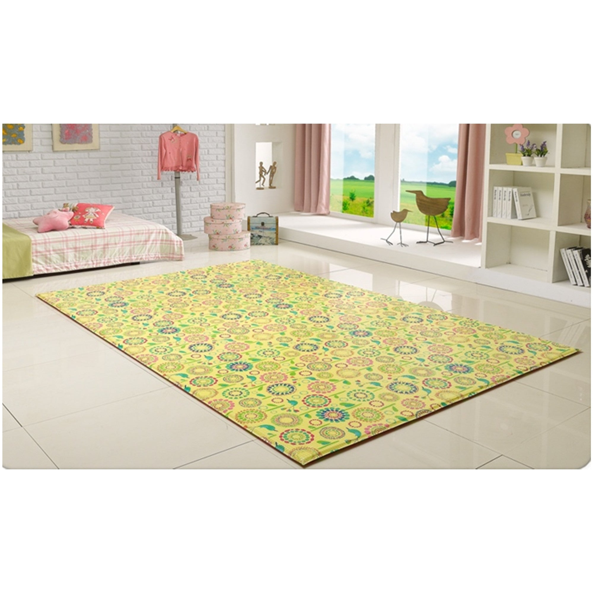 Proby Eco Play mat for Babies and Children – Little Baby Genie
