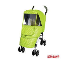 Manito Castle Alpha Stroller Weather Shield / Cover for Baby Stroller - Little Baby Genie - 1