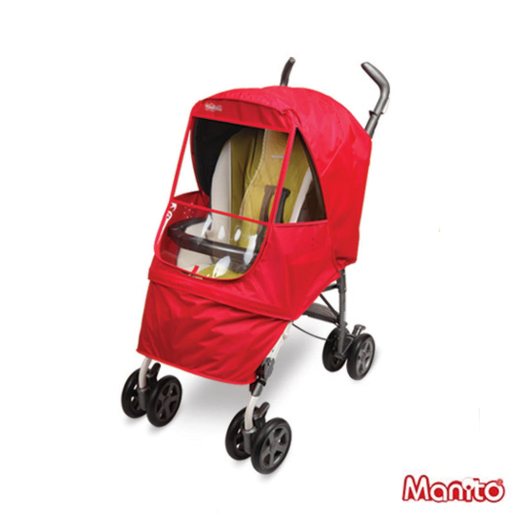 Manito Elegance Alpha Stroller Weather Shield / Cover for Baby Stroller