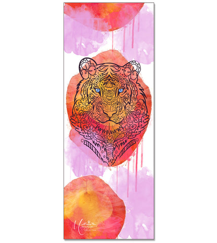 Out of stock- Marrero Collection Boho Chic Tiger Scarf