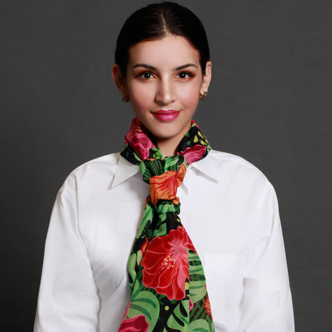 Marrero Collection Amapola Scarf