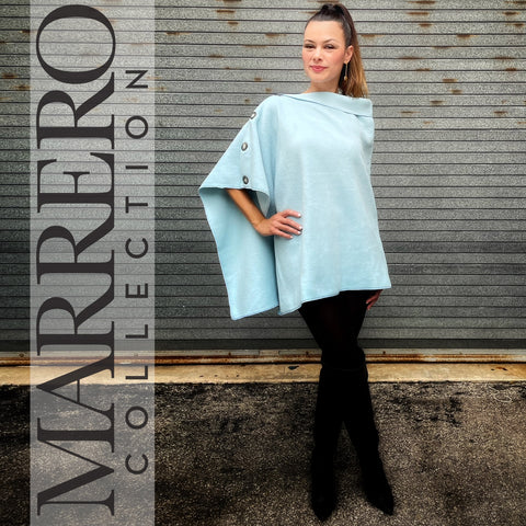 Marrero Poncho - Baby Blue