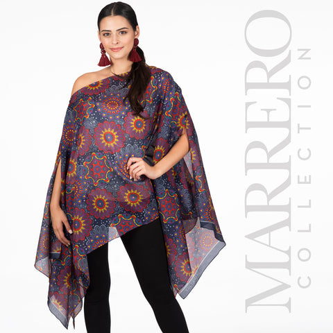 Mandala Tunic/Cover Up