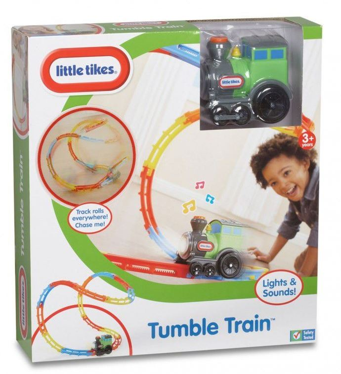 Little Tikes Tumble Train Set