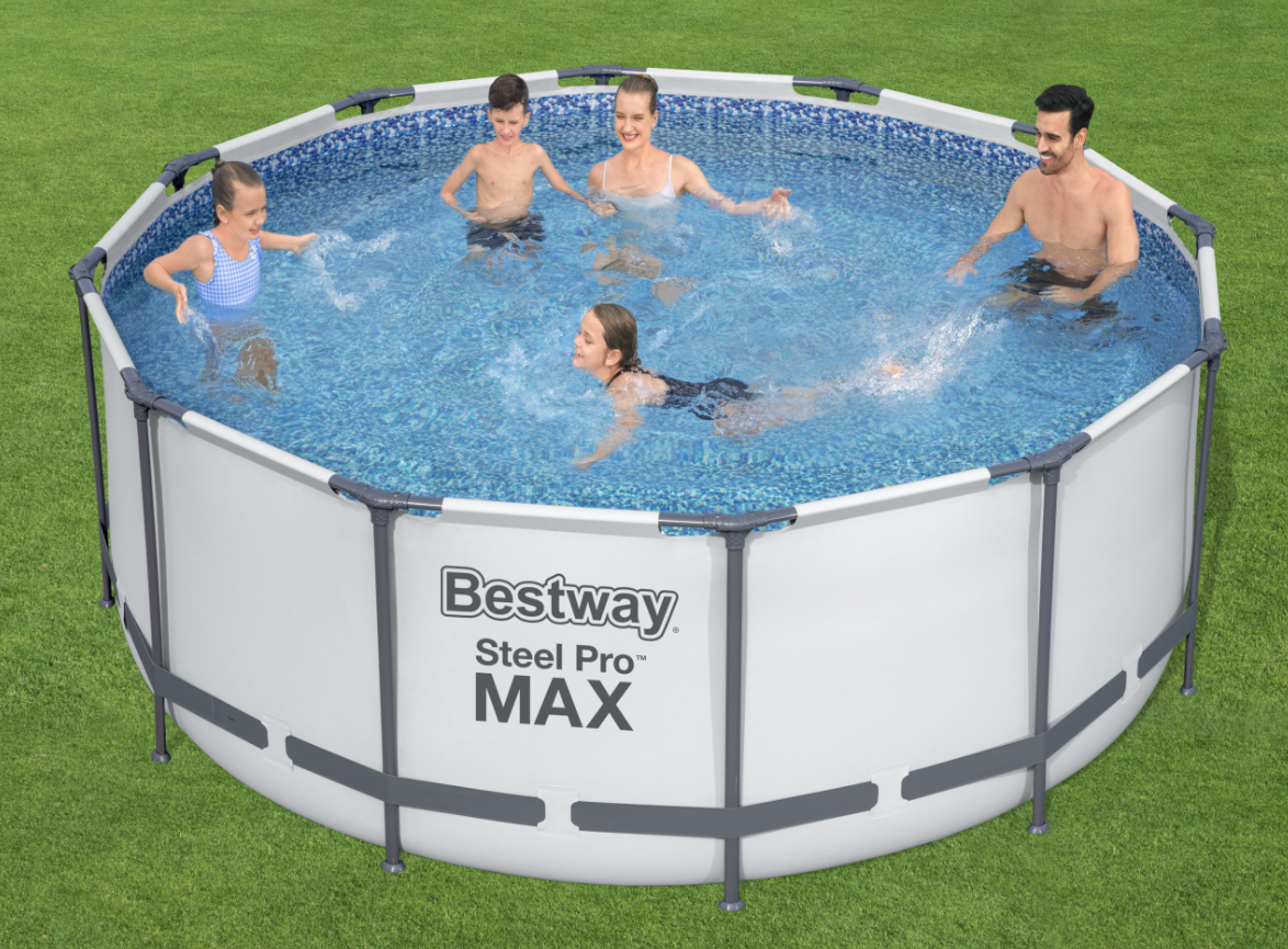 Steel Pro MAX Frame Pool Set 3.66m x 1.22m