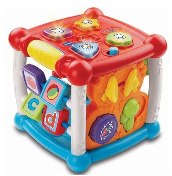 VTECH TURN AND LEARN CUBE