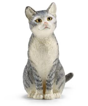 SCHLEICH - CAT SITTING