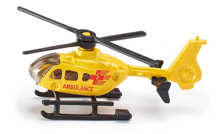 SIKU - AMBULANCE HELICOPTER