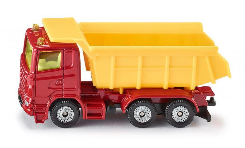 SIKU - TRUCK WITH TIPPING TRAILER