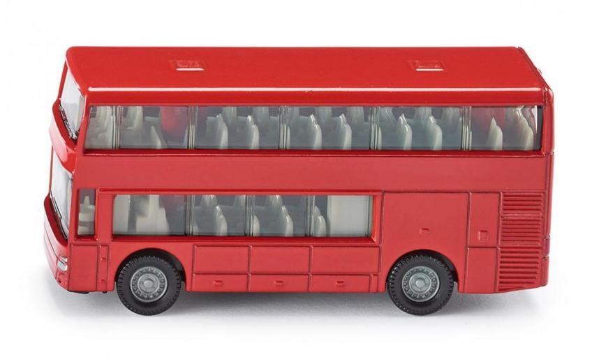 SIKU - DOUBLE DECKER BUS